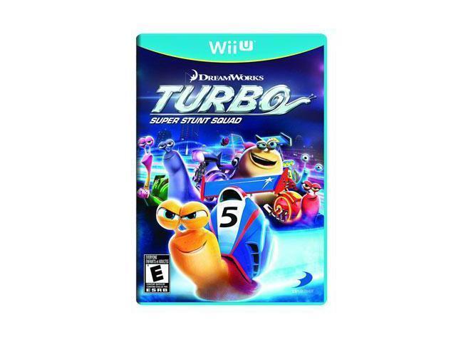 Turbo Super Stunt Squad Wiiu