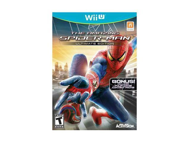 Amazing Spiderman WiiU