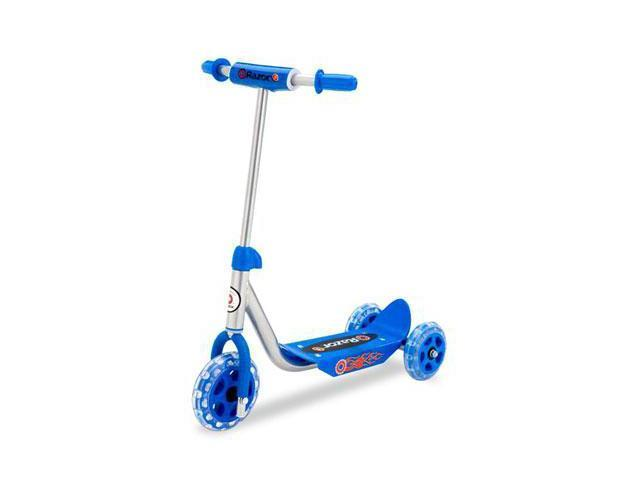 Razor Jr. Lil' Kick Blue Scooter, Model 13014940