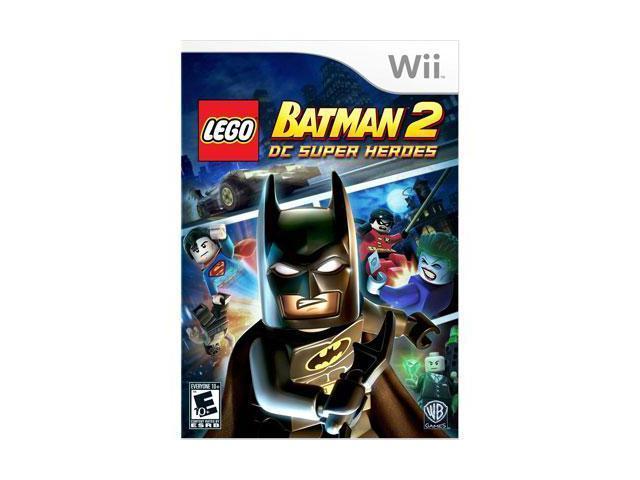 LEGO Batman 2 Super Heroes Wii