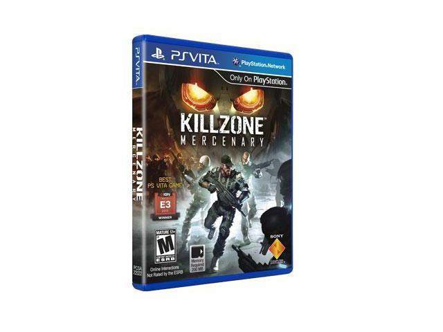 Killzone Mercenary PlayStation Vita