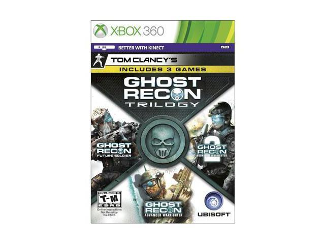 Tom Clancy Ghost Trilogy