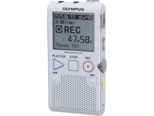 DP-311 2GB Digital Voice Recorder with SD/SDHC Card Slot