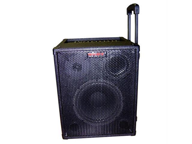 Nady RPA-4 4 Channel Portable Sound System