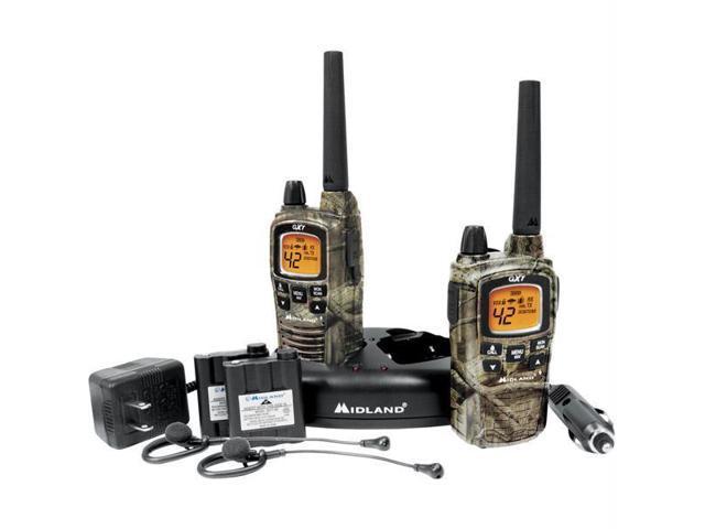 X-TRA TALK? GMRS 2-Way Radios with 36-Mile Range