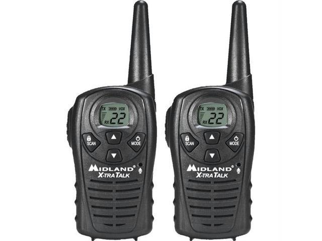 X-TRA TALK? GMRS 2-Way Radios with 18-Mile Range