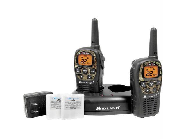 X-TRA TALK? GMRS 2-Way Radios with 24-Mile Range