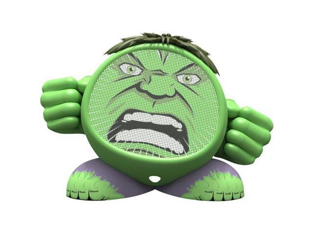 Marvel Avengers? The Incredible Hulk Rechargeable Portable Character Mini Speaker for iPod?/MP3 Player