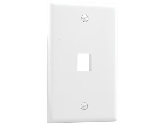 AXIS CAT2071/WH (310-201WH) Keystone Wall Plate