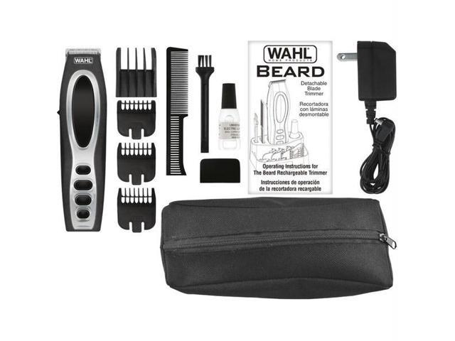 Rechargeable Beard and Stubble Trimmer