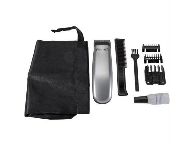 Cordless Mustache Travel Trimmer