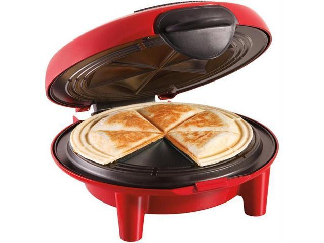 QUESADILLA MAKER9.5 NONSTICK GRIDS EASY CLEAN