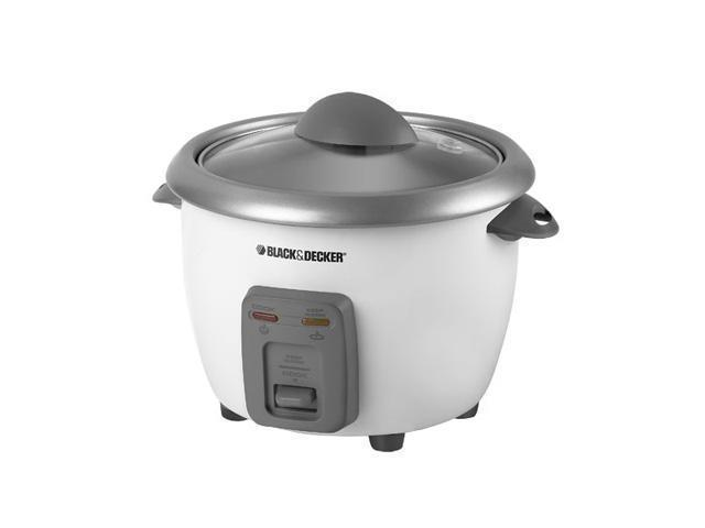 Black and Decker 6 Cup Rice Cooker RC34062
