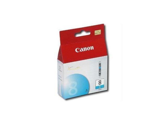CLI-8C Cyan Cartridge for Pixma IP4200, IP5200, IP5200R IP, Pro9000