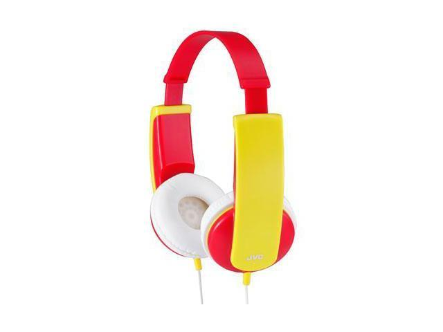 Jvc Hakd5r Kidsphone Headphones (red)