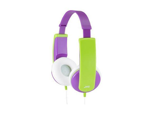 JVC Kids headphones Violet