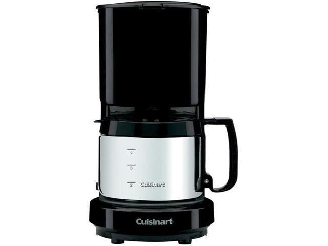 Hospitality Series 4-Cup Brewer ? Brushed Stainless Steel