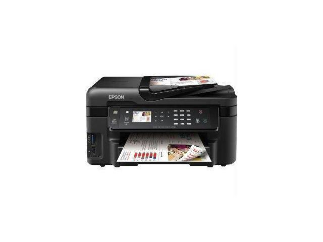 Recertified Epson Workforce Wf-3520 Mfp