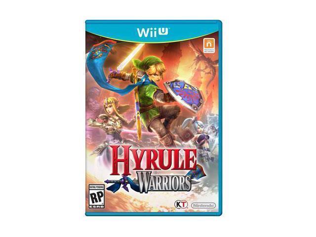 Hyrule Warriors WiiU