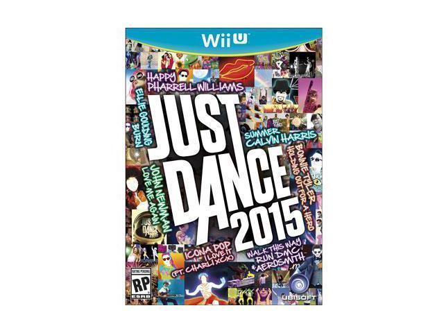 Just Dance 2015 WiiU