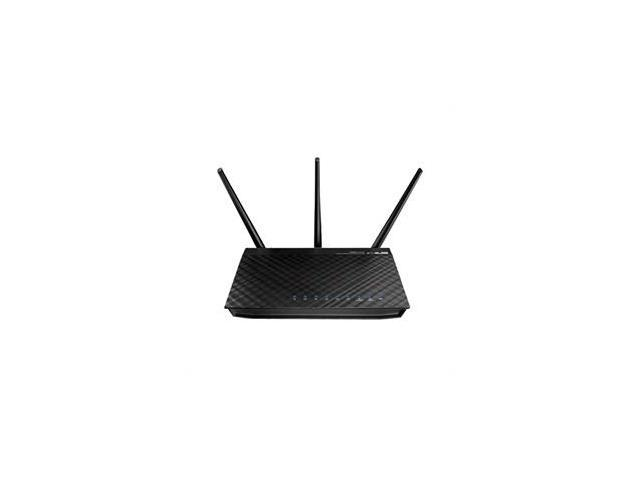 Asus Network RT-N66U Wireless 802.11n/a/g/b Router 4Port Lan10/100/1000 BaseT Retail