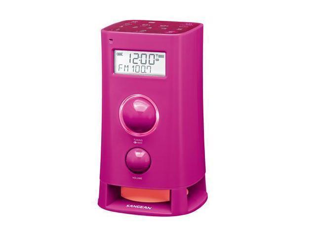 AM/FM Kitchen Radio Pink