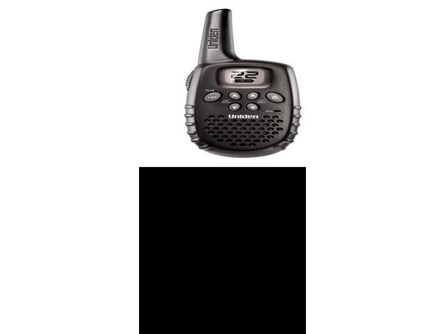 UNIDEN GMR1635 16-Mile 2-Way FRS/GMRS Radios