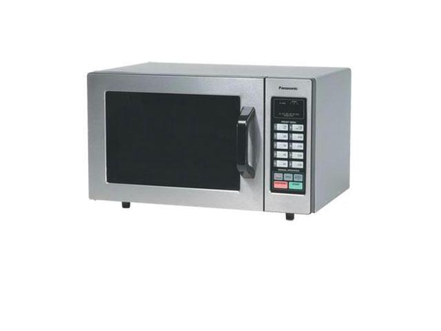 Panasonic 1000 Watts 1000W Comercial Microwave Prog NE1054F Silver