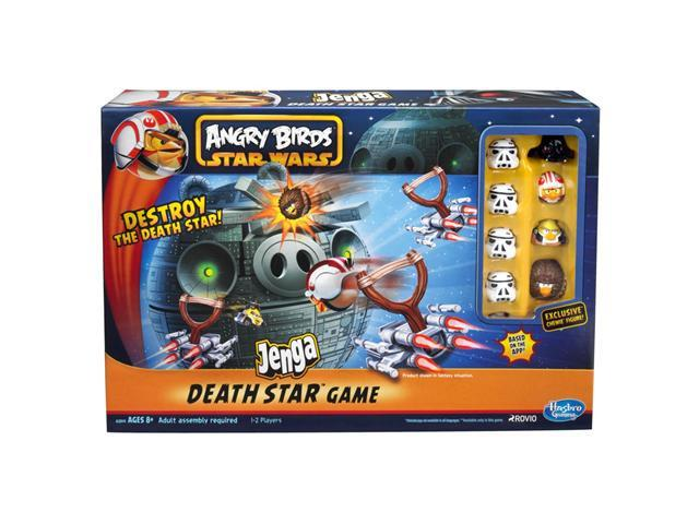 Death Star Jenga Angry Birds Star Wars Game