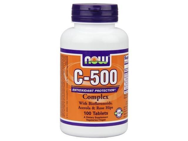 C-500 Complex - Now Foods - 100 - Tablet
