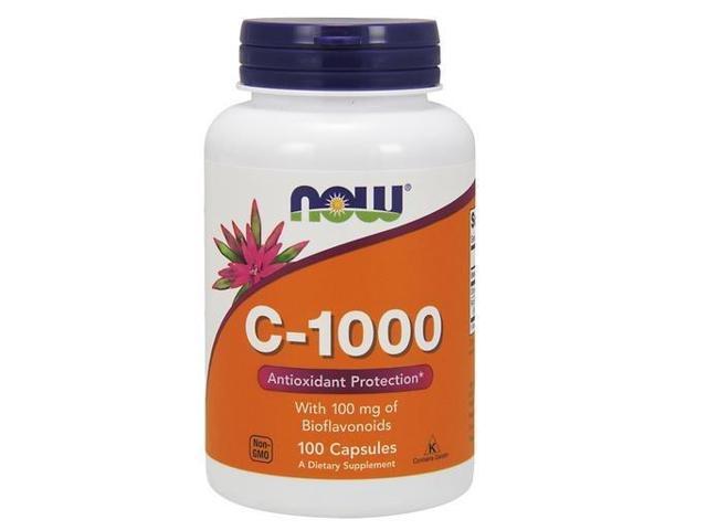 C-1000 - Now Foods - 100 - Capsule