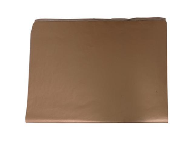 Copper Flat Color Tissue Paper - Ream of 100 sheets