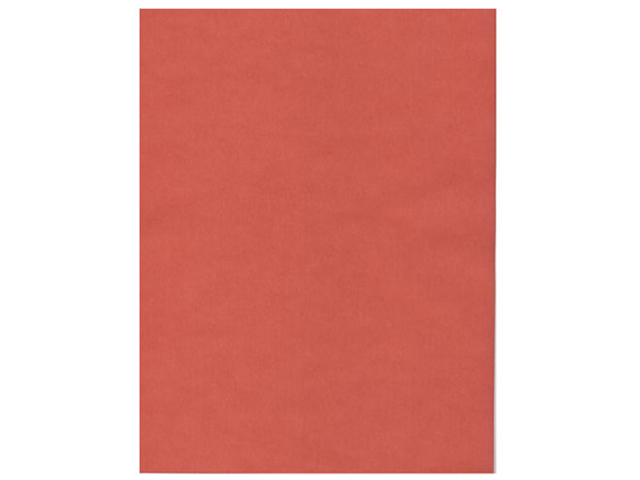 Terracotta / Red 30lb Translucent Paper - 8 1/2 x 11 - 100 sheets