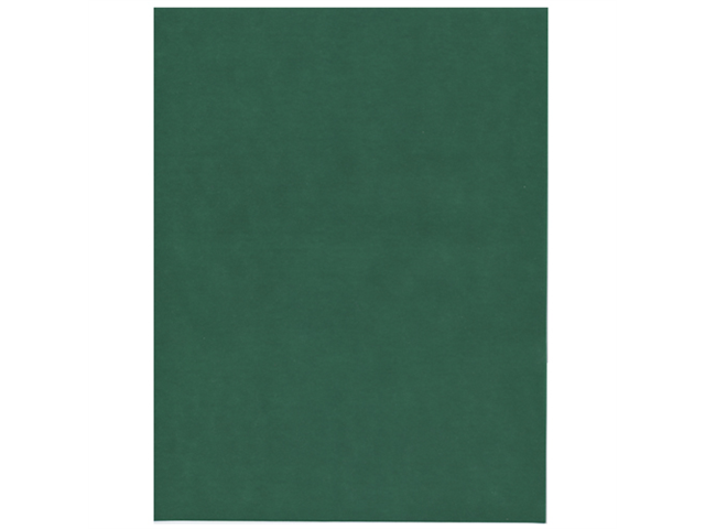 Forest Green 30lb Translucent Paper - 8 1/2 x 11 - 100 sheets