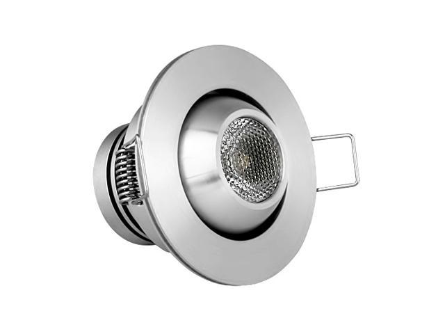 LE 1 Watt LED Downlights, 10 Watt Halogen Replacement, Recessed downlighting, Warm White