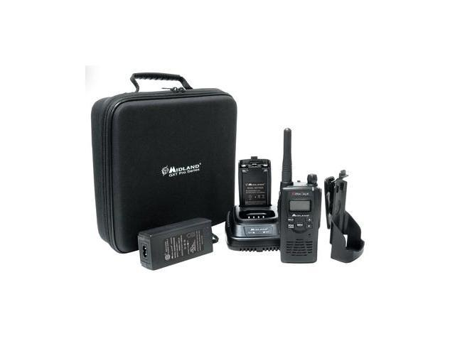 Midland Tactical Mil-Spec GXT5000 36 Mile Range FRS/GMRS 22-Channel 2-Way Radio