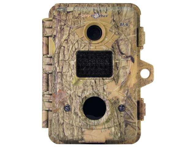SPYPOINT 6MP 35 Invisible Infrared LED's Game Camera BF-6