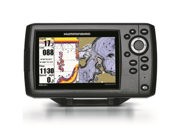 Humminbird Helix 5 Sonar GPS Fishfinder 3000219