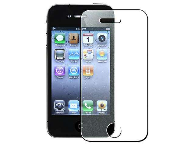 eForCity Apple iPhone 4/4S Screen Protector - Colorful Diamond Screen Protector Compatible With Apple iPhone 4S At&t / Verizon / Sprint
