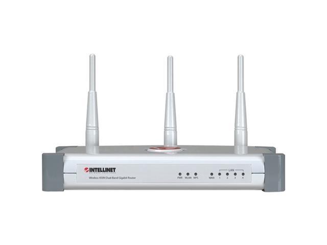 Intellinet 524988 Wireless 450 Dual-Band Gigabit Router