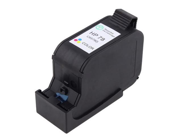 eForCity HP 78 (C6578DN) compatible with HP DeskJet 952C / 930C Ink Cartridge, Tri-Color