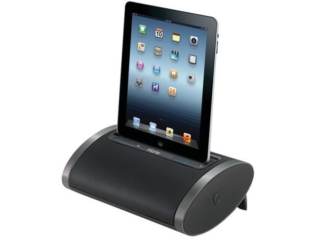 iHome ID48BVC Portable Rechargeable Speaker for iPad/iPhone/iPod