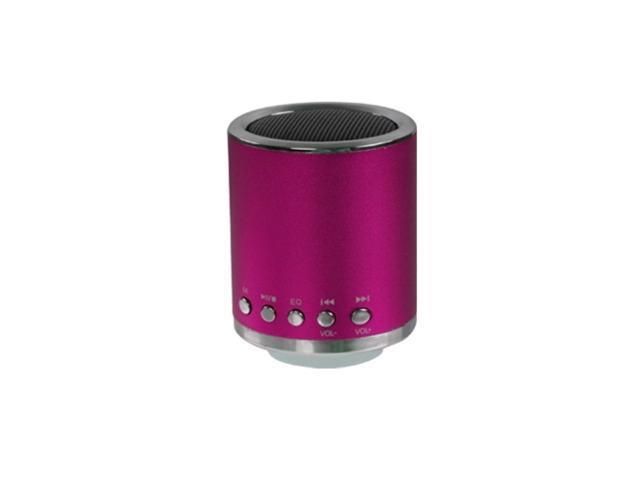MYBAT Hot Pink Mobile Speakers