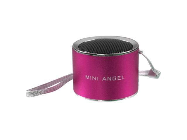 MYBAT Hot Pink Mobile Speakers