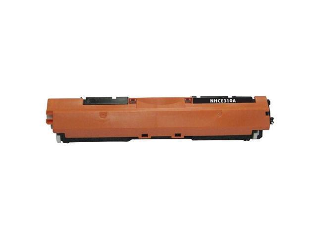 Black Premium Toner Cartridge for HP CE310A (Canon 126A) CLJ CP1025 / 1025nw