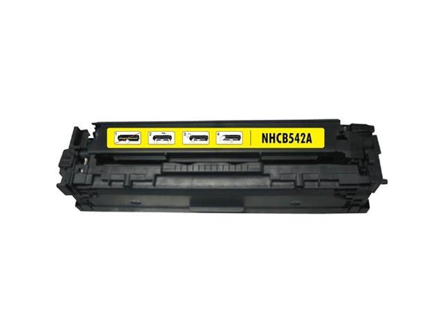 G&G 2-Pack Yellow Pmium Toner Cartridge Compatible With HP CB542A Canon 125A CLJ CP1210/1215