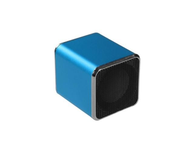 MYBAT mini Blue Mobile Speakers-10 (with Package)