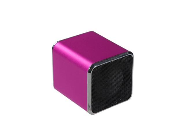 MYBAT mini Hot Pink Mobile Speakers-09 (with Package)
