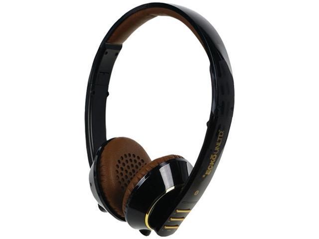 Ecko Unlimited Eku-Lnk-Bk Ecko Link Bluetooth Audio Headset With Microphone ,Black