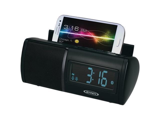 Jensen Jbd-100 Universal Bluetooth Clock Radio